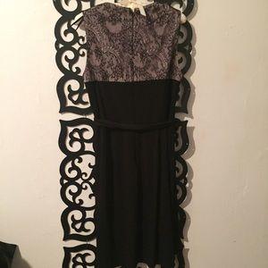 Ivy & Blu Dresses - Lacy Little Black Dress