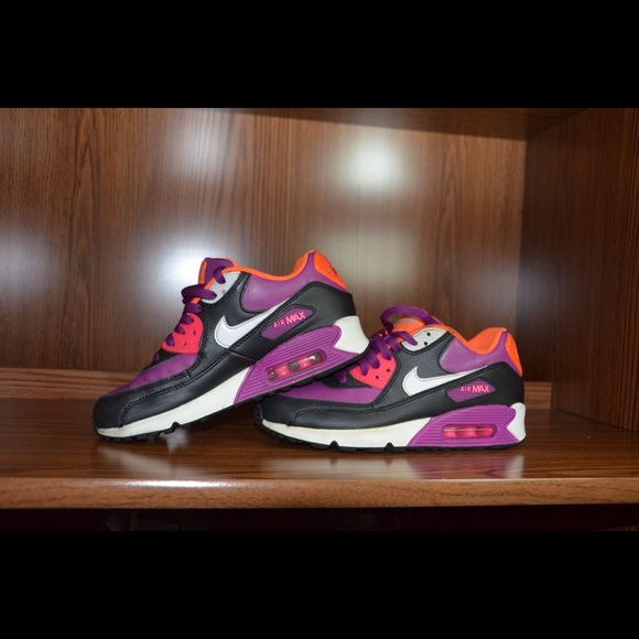Nike air max 90. Size 4.5y boys. 6 1/2 in women