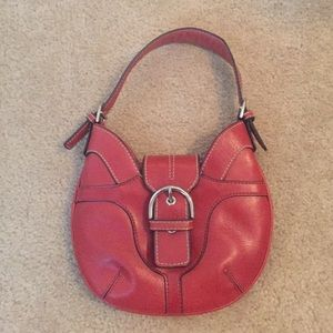 Bellerose Handbags - Adorable red leather purse