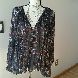 Free People ONE Blouse