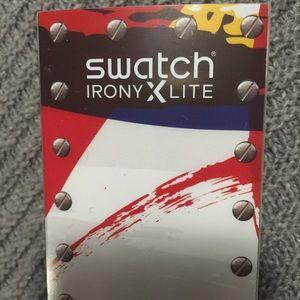 Swatch Accessories - New Swatch Unisex Watch