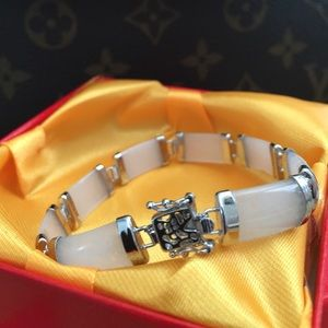 Jewelry - Jade - Sterling Silver