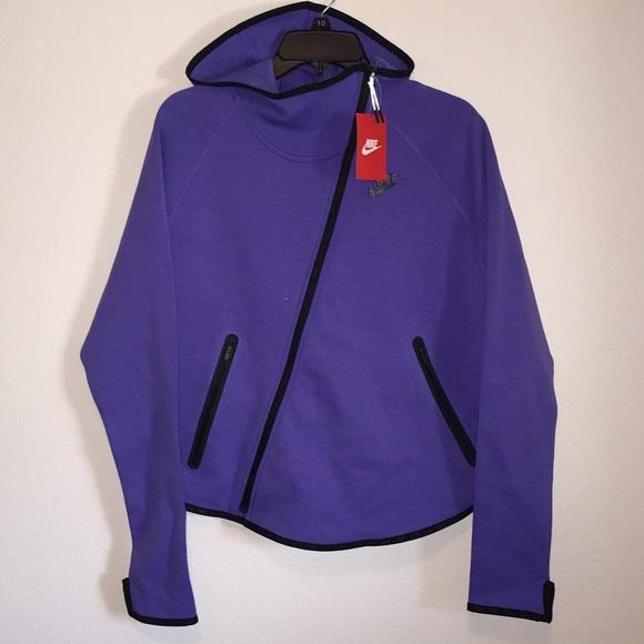 562f8bb9c12c nike tech fleece hoodie womens purple   OFF75% Discounts