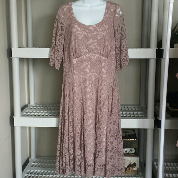 Rabbit Rabbit Rabbit Designs Dresses Beautiful Mauve Color Lace Dress Poshmark,Matching King And Queen Crown Tattoo Designs