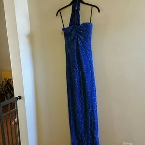Jessica McClintock Dresses & Skirts - Choker prom dress