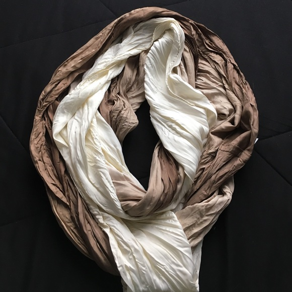 47 apt 9 accessories brown ombr 233 scarf from