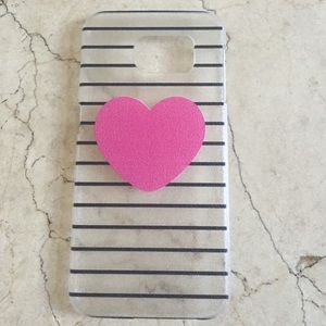Other - Stripped heart case