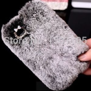 Other - Gray fur case
