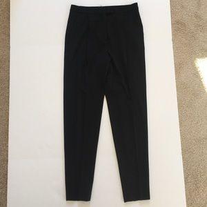 Giambattista Valli Pants - Like New Giambattista Valli black crop pants.