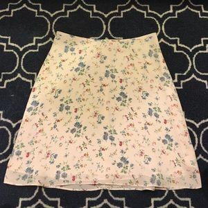 LOFT Dresses & Skirts - Ann Taylor loft floral skirt