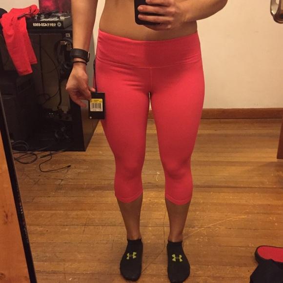 61% off 90 Degree By Reflex Pants - 90 Degree By Reflex Pink Capri ...