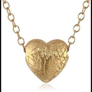 by boe Heart Rake Necklace 16 ""