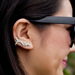 T&J Designs Jewelry - ▪️FINAL SALE▪ ️T&J Designs Crystal Stud Ear Cuff