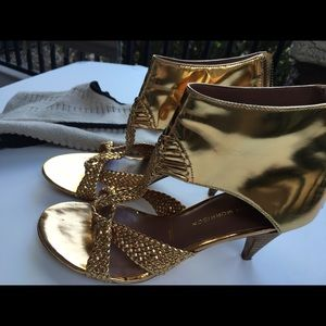 Sigerson Morrison Shoes - Sigerson Morrison Made in Italy 5.5 sandals