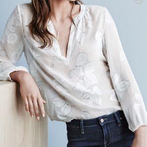 HP  Joie silk blouse.