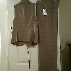 Rafaella Other - Rafaella Vest & Pants Set