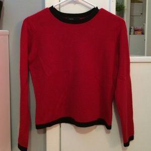 100% cashmere Valerie sweater