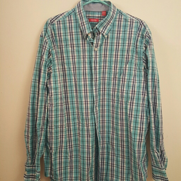 Izod izod mens button down shirt from jory 39 s closet on for Izod button down shirts