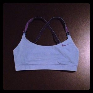 Nike dry fit workout bra
