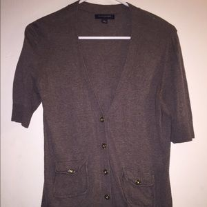 Banana Republic short sleeved sweater