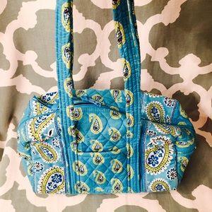 Bermuda Blue Vera Bradley Bag