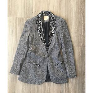 Urban Outfitters Jackets & Blazers - Urban Outfitters Print Blazer