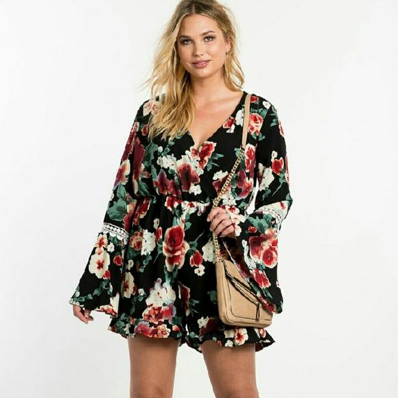Aggaci plus size dress