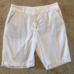 Garnet Hill Pants - White Shorts Garnet Hill