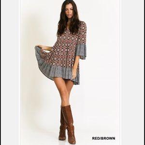 •RESTOCKED•boho dress•