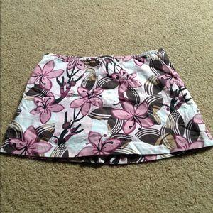 A. Byer Dresses & Skirts - Floral skort