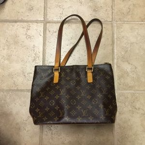  FLASH SALE Louis Vuitton Cabas Piano tote bag