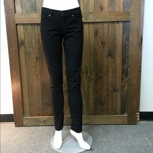 James Jeans Denim - James Jeans black stretch skinny leg