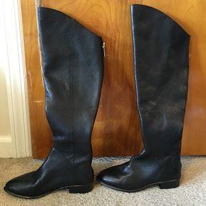 Dolce Vita Meris Black Boots