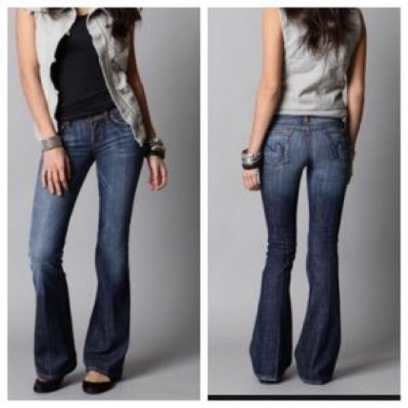 95% off Citizens of Humanity Denim - Citizens for Humanity Ingrid ...