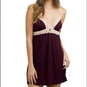 Eberjey Smitten Kitten Nightie NWT