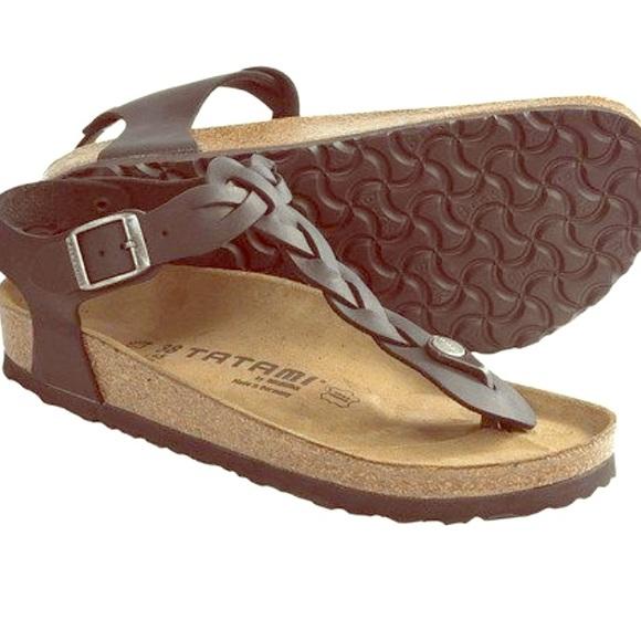 edee3d8be8d Birkenstock Shoes - Tatami by Birkenstock Kairo Sandals 41