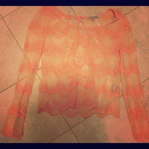 Charlotte Russe Lace T
