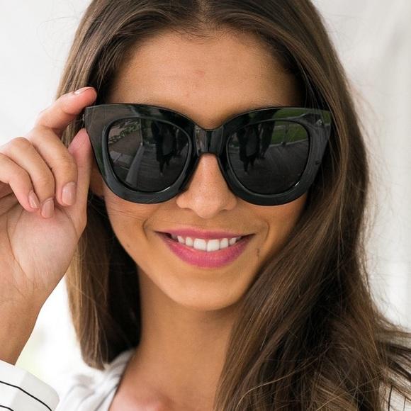 2c6f4bb16a Quay Australia Sugar and Spice Sunglasses. M 56c79d956a5830947601dbdb