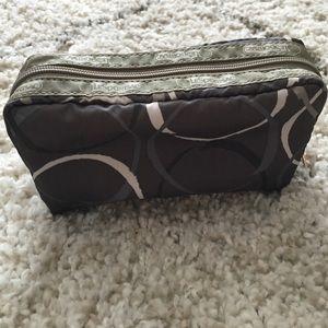 LeSportsac makeup bag