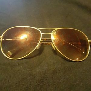 LOUIS Vouitton Conspiration Pilote sunglasses