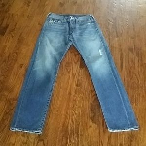 TRUE RELIGION  Other - MEN'S TRUE RELIGION RELAXED STRAIGHT JEANS U.S.A.