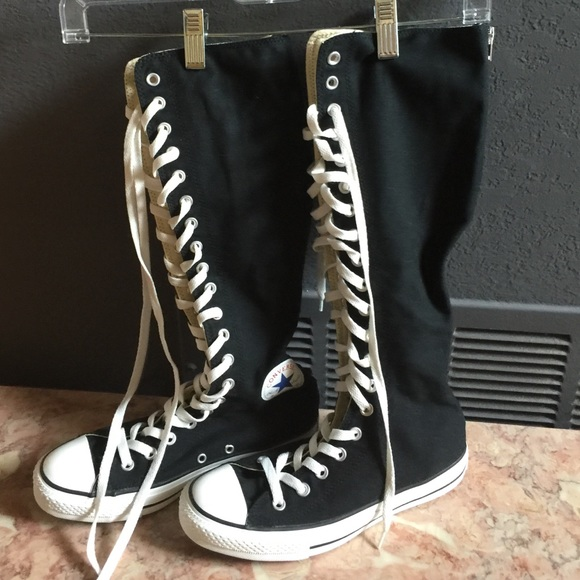 7fc38c92238 Converse Shoes - Converse AllStar tall lace up sneakers