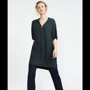 Zara Dresses & Skirts - ZARA TUNIC DRESS!