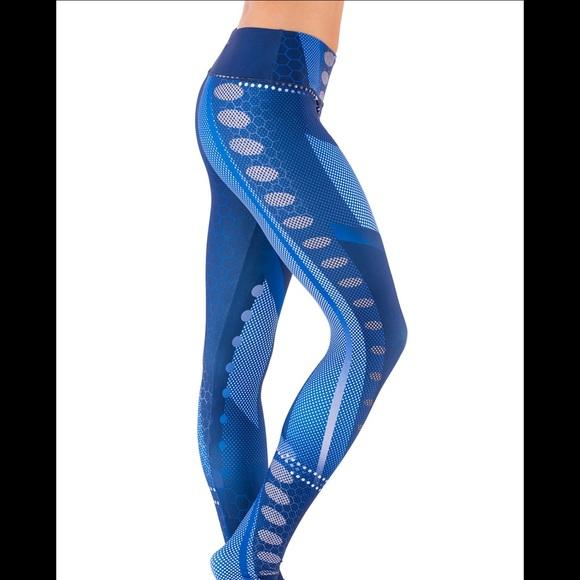 Electric Yoga Cobalt Extreme Legging SKU