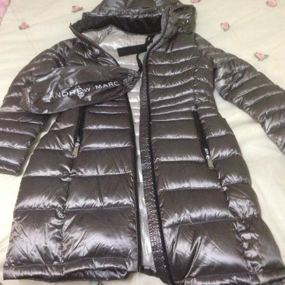 bddb542a8 Andrew Marc Jackets & Coats | Down Jacket Xs | Poshmark