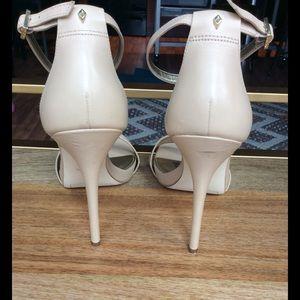 e98ecdc2a Sam Edelman Shoes - Sam Edelman Eleanor Heel in Buff Nude