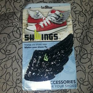 Shwings Accessories - Wing Shoe Accessory - Brand New