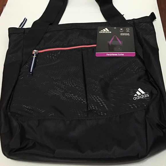 ADIDAS Fearless Tote Sporty Bag 68b69274eadcb