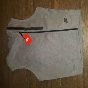 New womens tech fleece Nike Vest