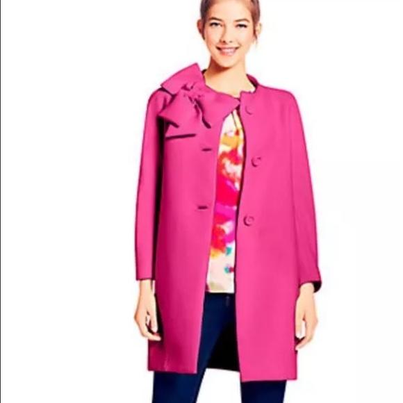 66% off kate spade Jackets & Blazers - *Sale* NWT Kate Spade Bow ...